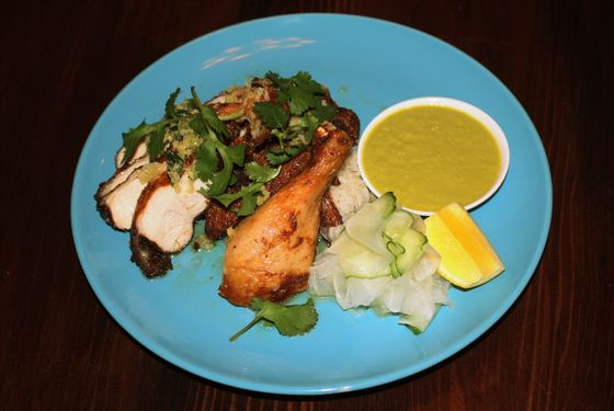 Koji fried chicken