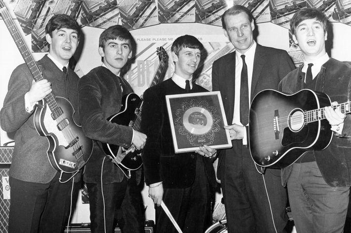 Photo of Beatles