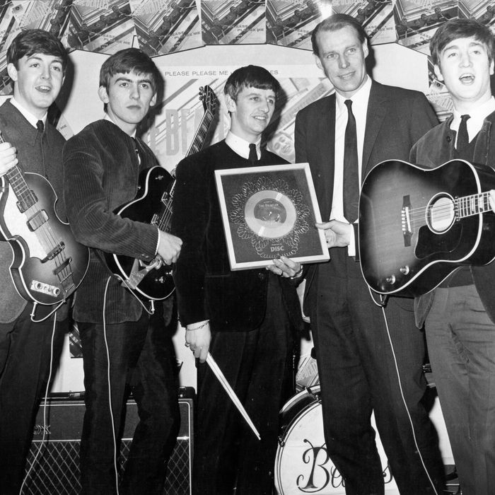 The 10 Oddest Things John Lennon Asked George Martin To Do For Beatles Albums