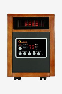 Dr. Infrared Heater Advanced Dual Heating System With Humidifier and Oscillation Fan