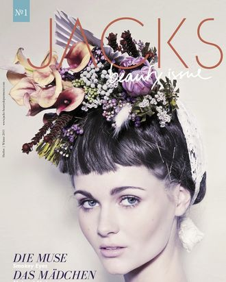 'Jacks Beauty Issue'.