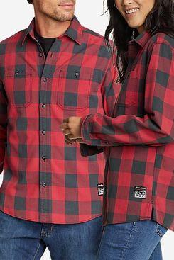 Eddie Bauer X Sub Pop Flannel Shirt