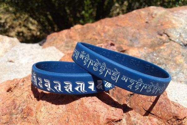 Liberation Bracelets from Garchen Buddhist Institute
