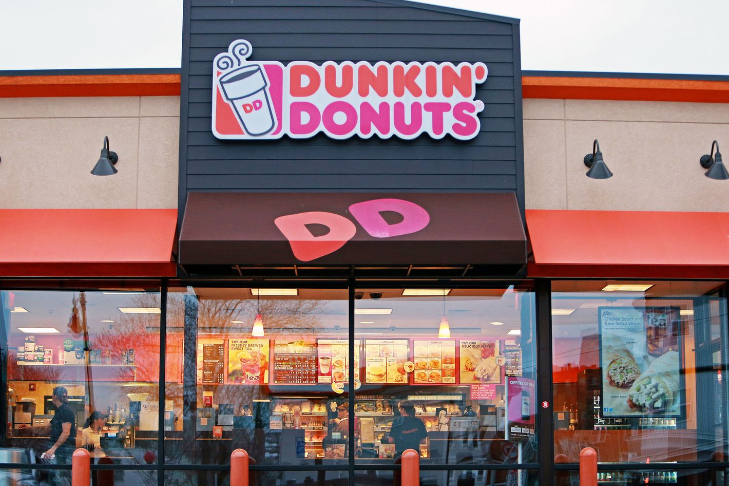 Dunkin' Donuts Accused of Overcharging New Yorkers '70 Percent of the Time'