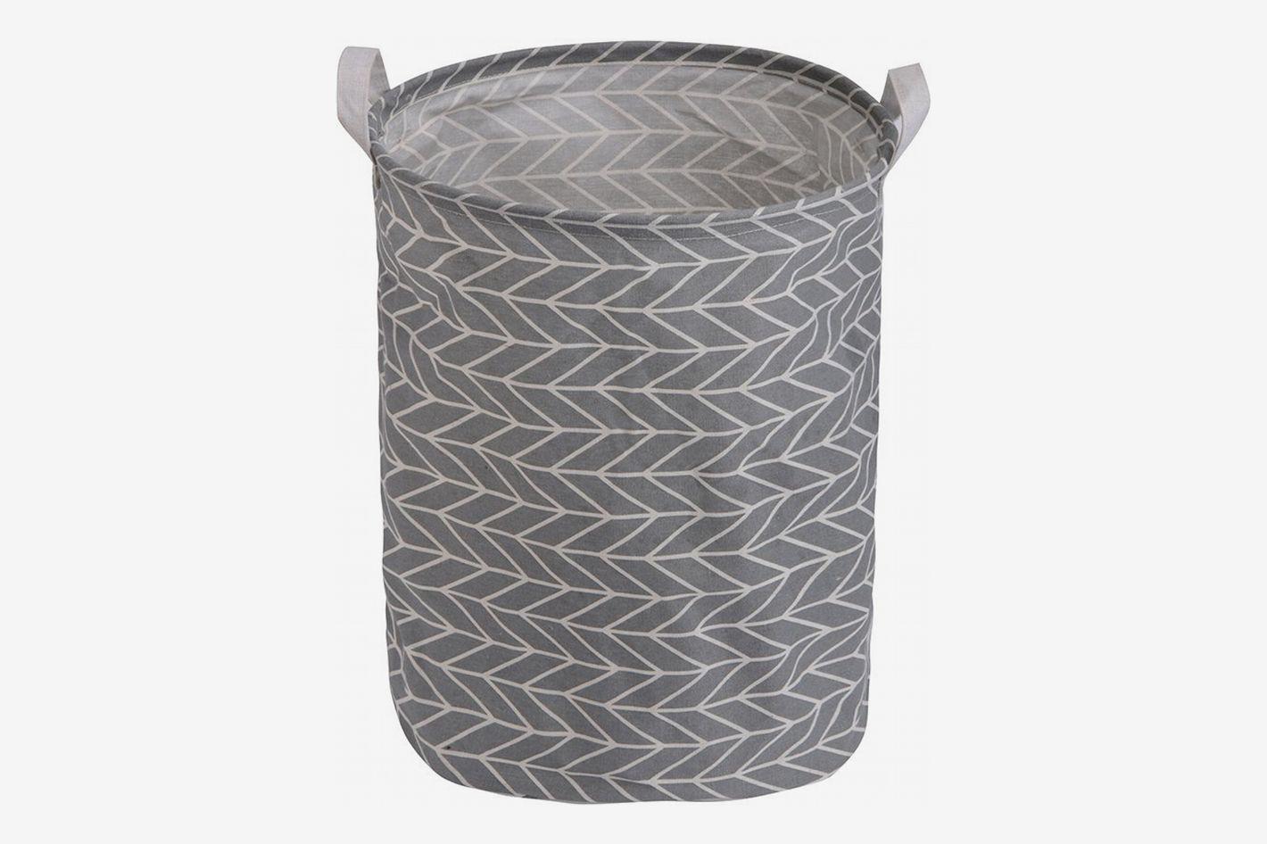 Folding Cylindric Storage Bin