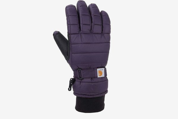 Carhartt Quilts Insulated Breathable Glove with Waterproof Wicking Insert