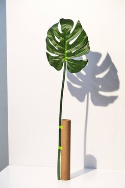 Monstera Leaf Faux Plant