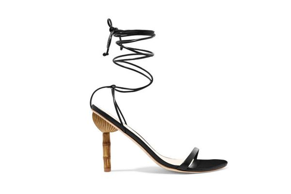 Cult Gaia Luna leather sandals