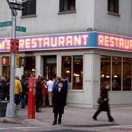 Tom's Restaurant.