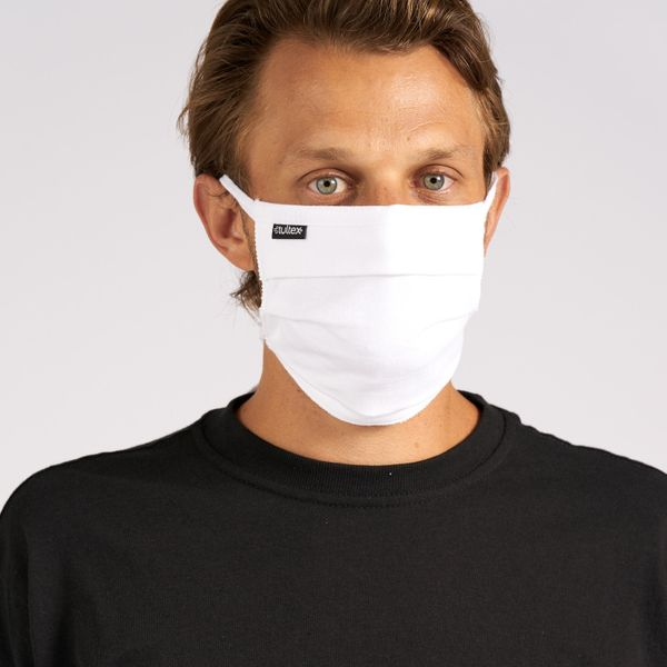 Tultex Premium Pleated Face Mask