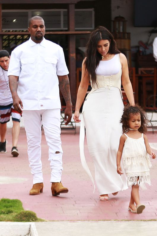 North west has joined taylor swift s choker cohort