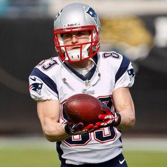 NFL 2012: Patriots vs Jaguars DEC 23