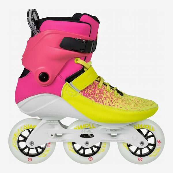 Powerslide Swell Multicolor Flair 100 Speed Skates