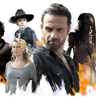 Ranking The Walking Dead Characters By Whom We Want To Die