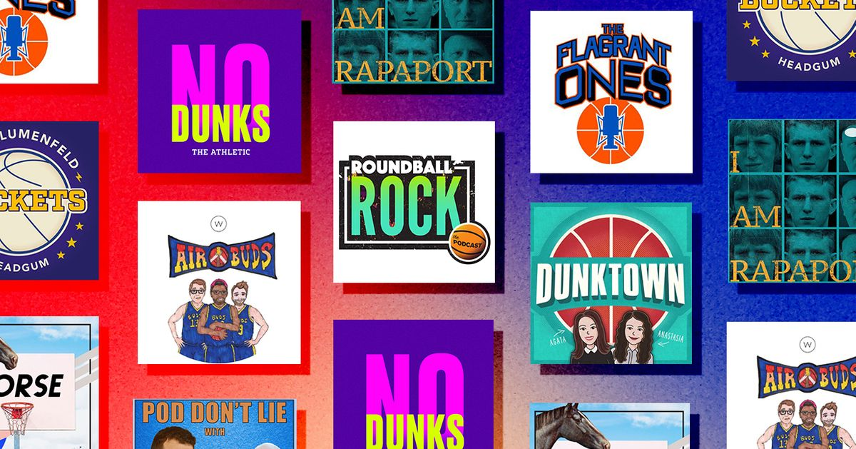 The 9 Best Comedy Podcasts for Every Kind of NBA Fan