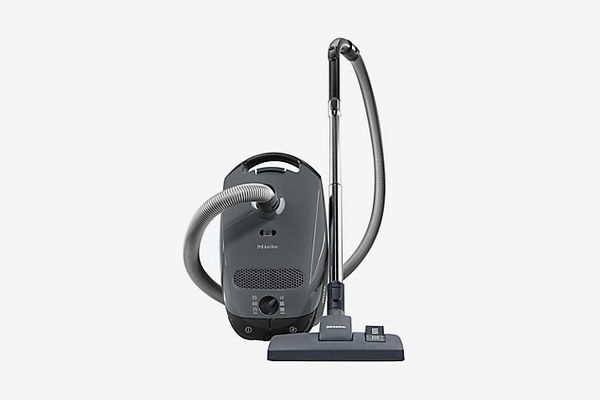 Miele Classic C1 Limited Edition Vacuum in Gray