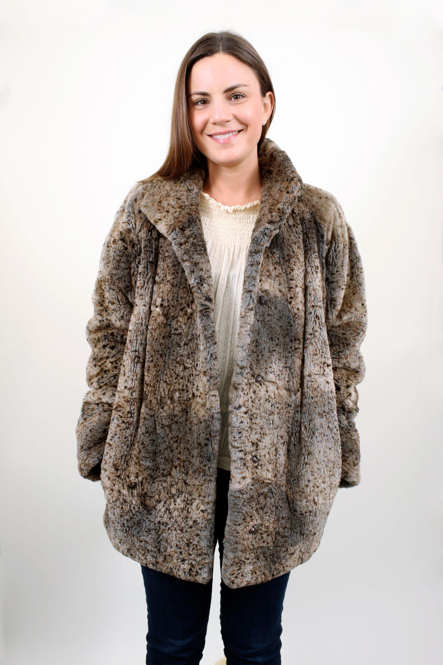 Closet Case Study: The Fur Coat Revamp