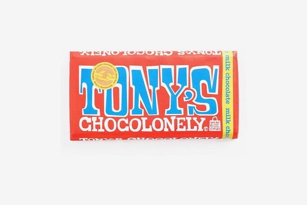 Tony's Chocolonely Milk-Chocolate Bar