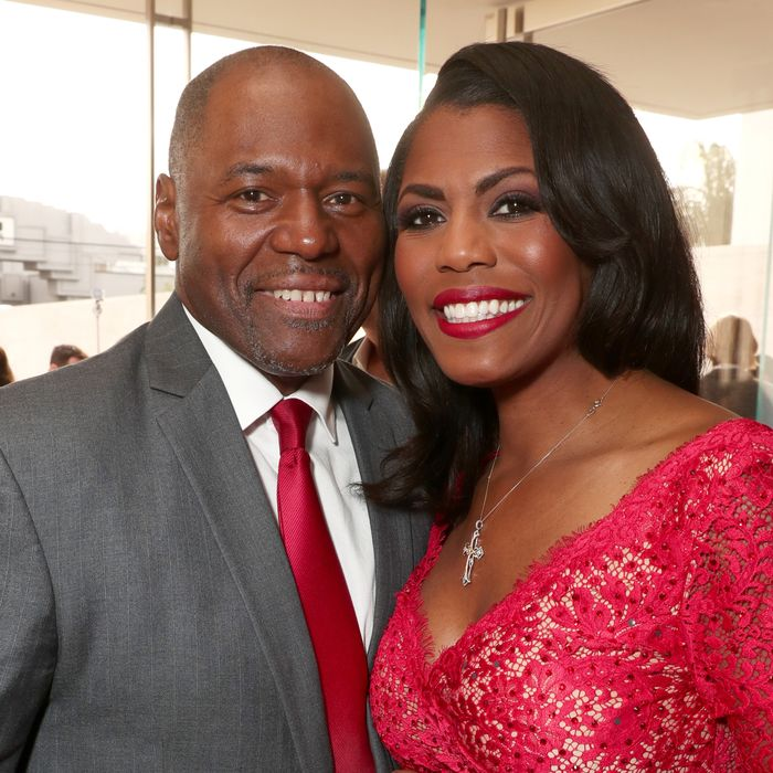 Omarosa Got Married At Trump Hotel In Dc