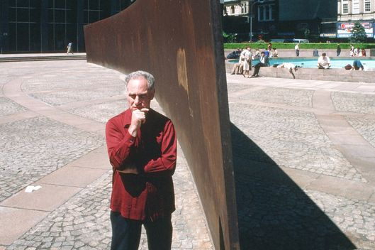 Richard Serra & 'Tilted Arc