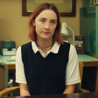 who ruined lady bird s perfect rotten tomatoes score
