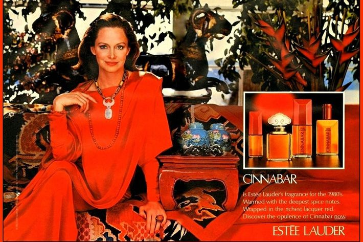 Best Vintage Perfume Cinnabar