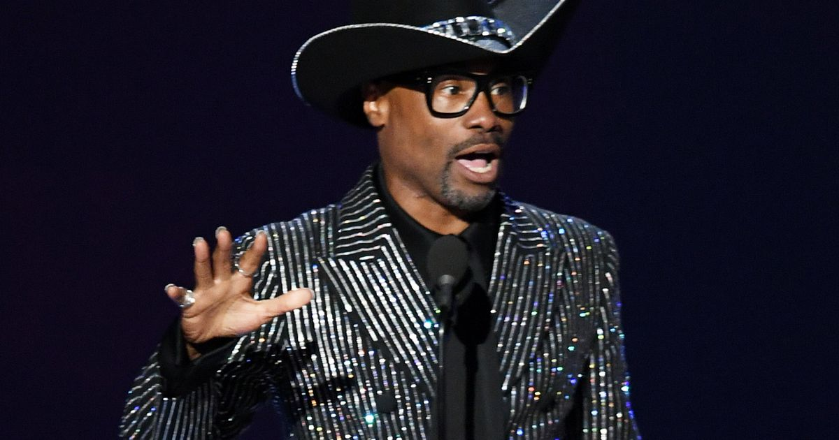 Billy Porter Takes Each and Every Emmys Attendee to Church in His Acceptance Speech