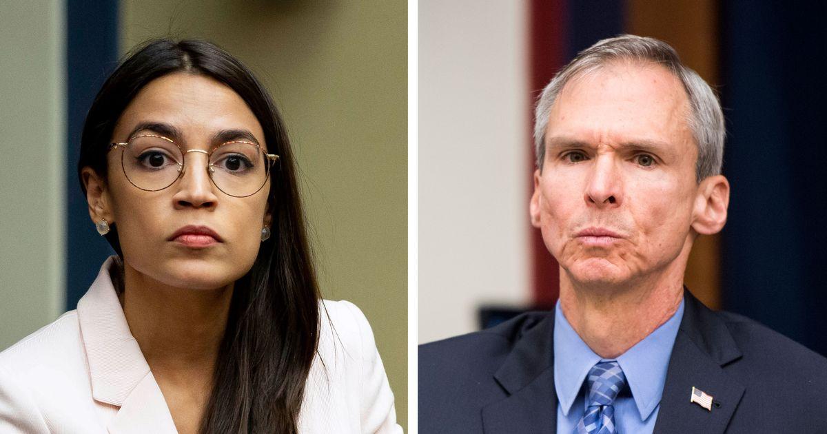AOC Endorses Primary Challenger to a Democratic Pariah