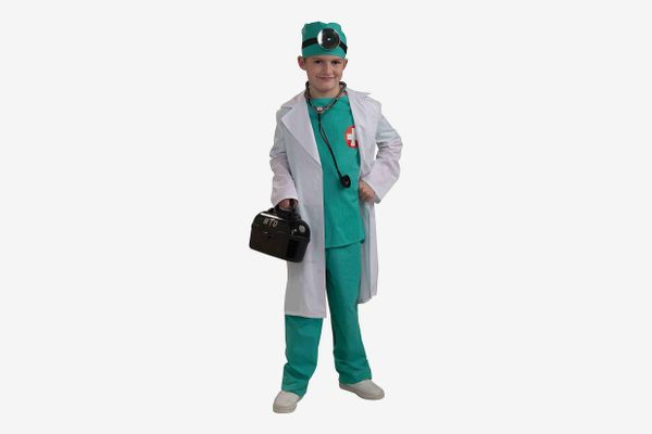 Forum Novelties Chief Surgeon Doctor Child Costume
