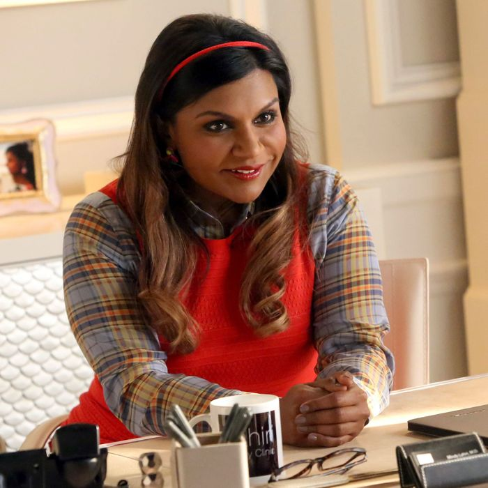 THE MINDY PROJECT: Mindy (Mindy Kaling) finds it challenging to attract new patients to her fertility clinic in the