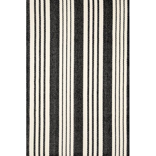 Dash and Albert Birmingham Striped Handmade Flatweave Area Rug