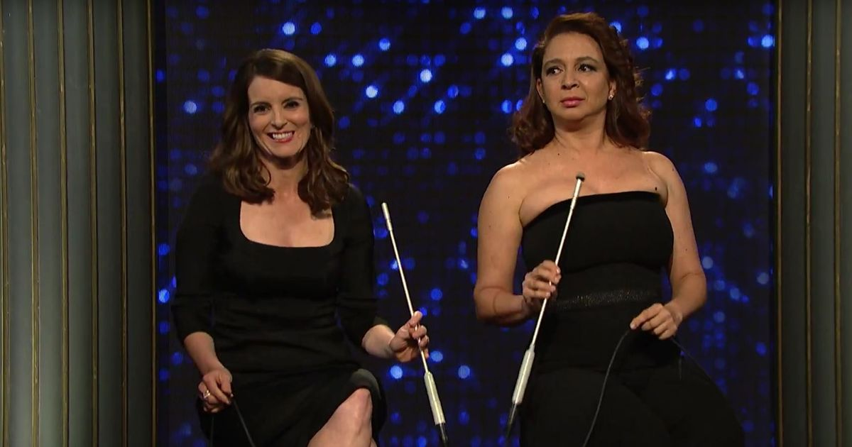 Tina Fey and Maya Rudolph Get Wistful on Maya & Marty, Sweep You Away to the Variety-Show Musical Medleys of Yore