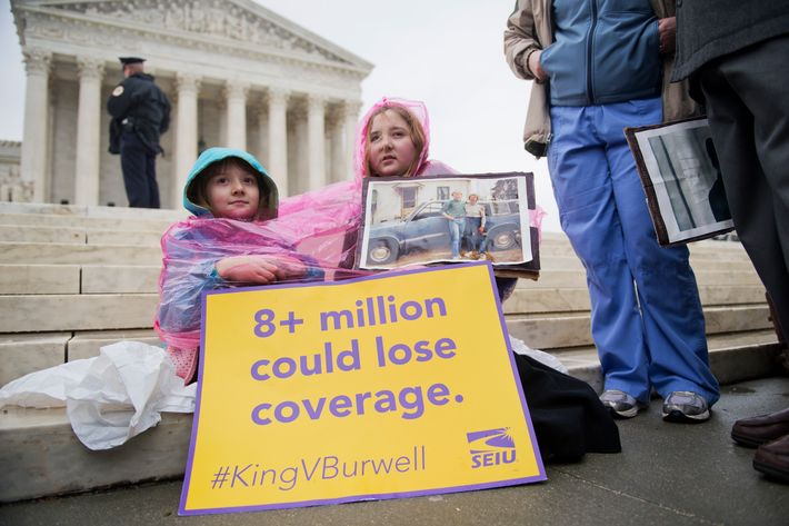 King v. Burwell Rally