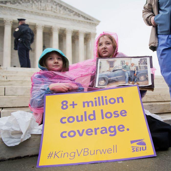 King v. Burwell Rally