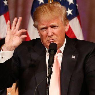 TOPSHOT-US-VOTE-REPUBLICANS-TRUMP