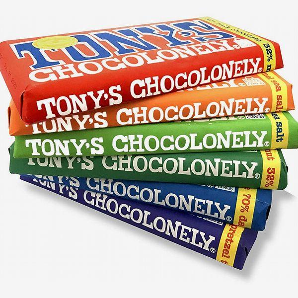 Tony's Chocolonely Six-Pack Bundle