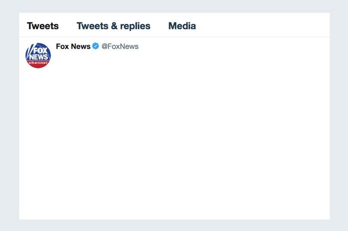 91e8ee775694d9 Why Fox News Hasn t Tweeted for a Week