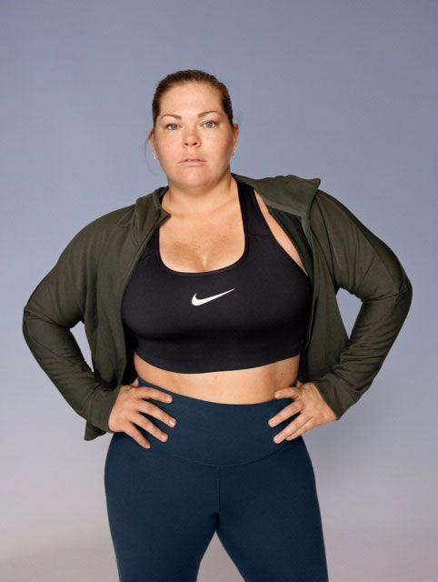 nike plus size sports bra