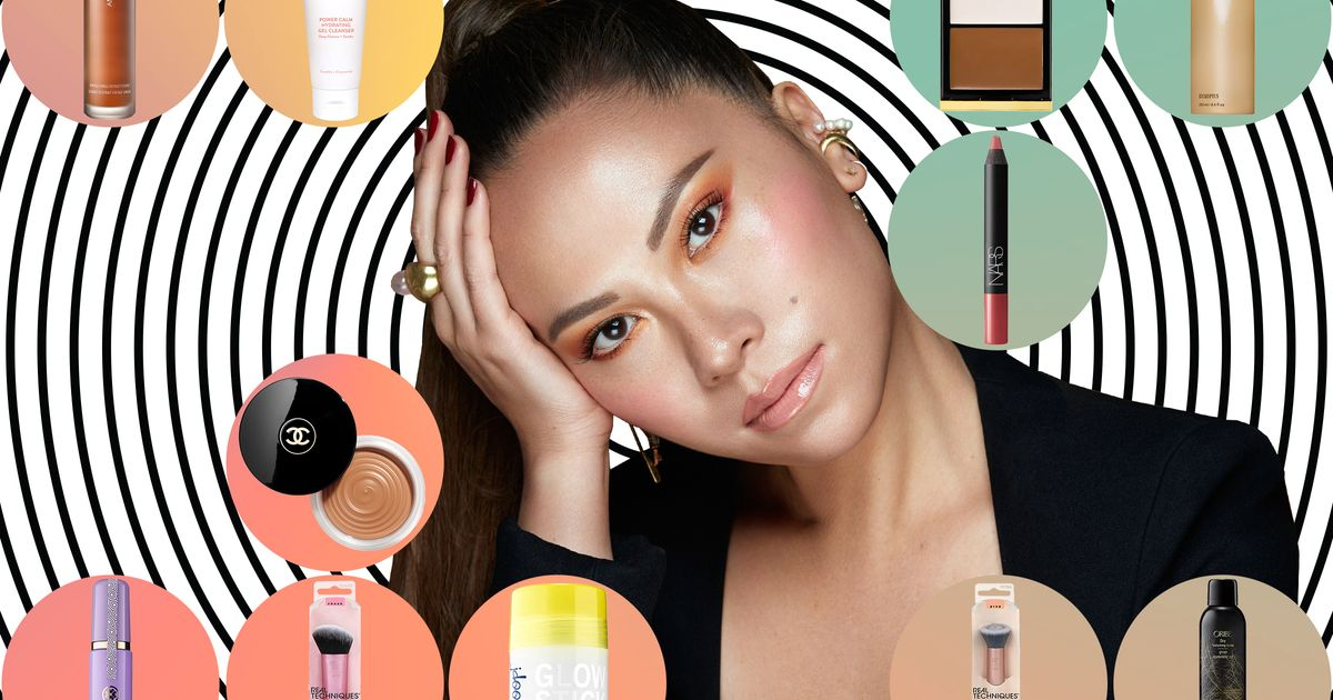 A Celebrity Makeup Artist on Her Beauty Essentials