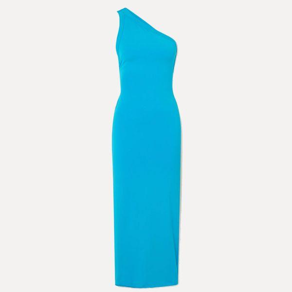 The Line by K Avalon One Shoulder Dress