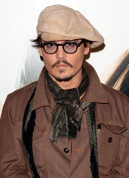 Let s Look at Johnny Depp s Many 1993e06bfa8