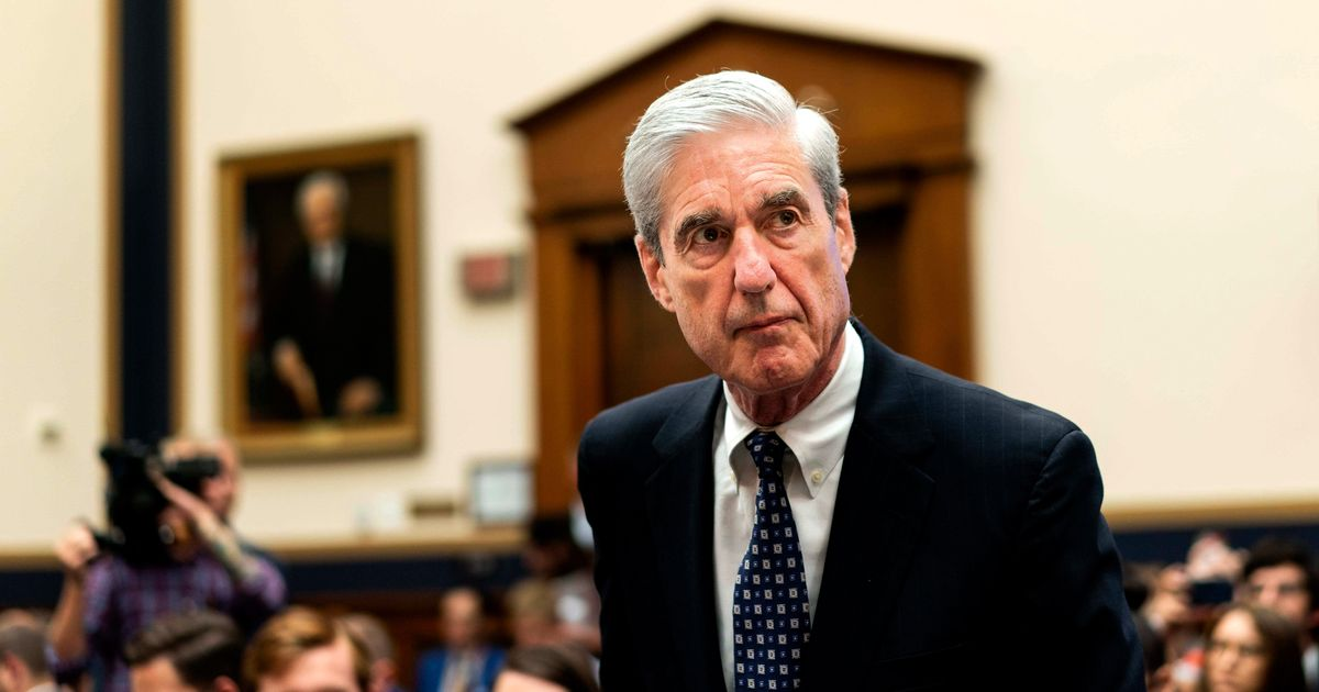 Mueller Testifies Russia Had Blackmail on Trump