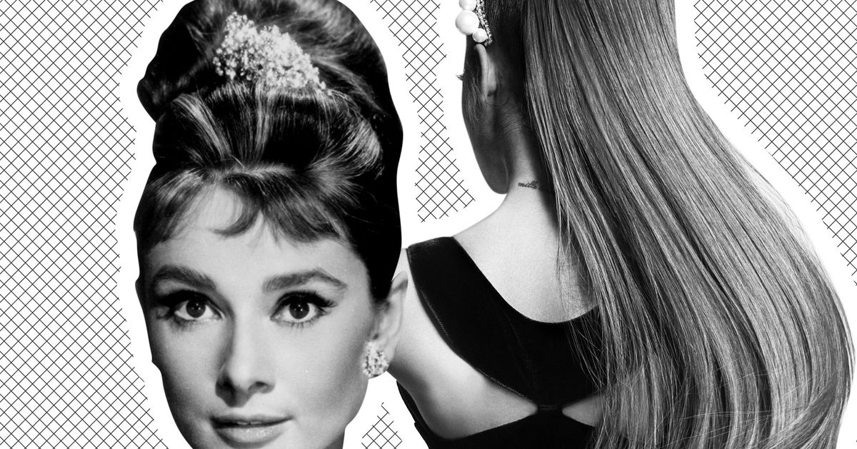Ariana Grande Channels Audrey Hepburn For Givenchy