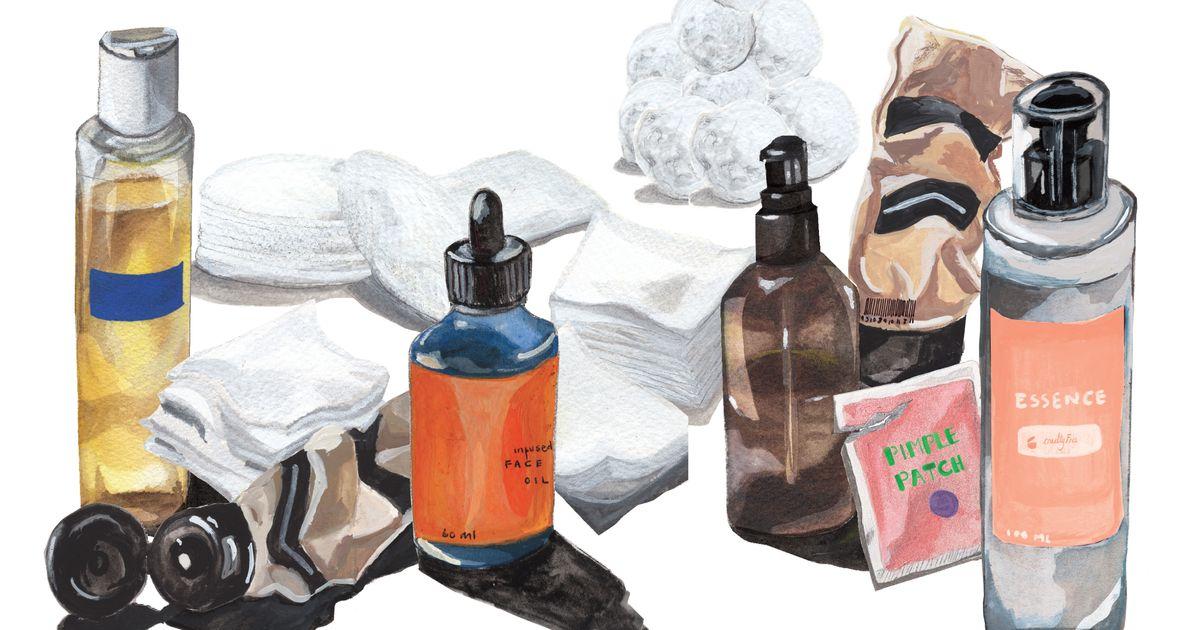 Rio Viera-Newton's Guide to Building a (Non-Overwhelming) Skin-Care Routine