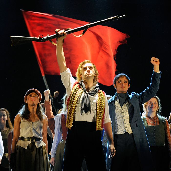 Ranking All The Songs From Les Miserables