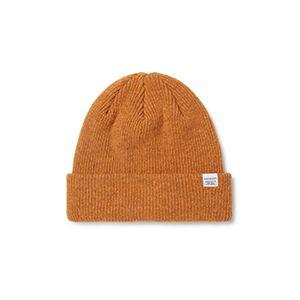 Ribbed Merino Wool Beanie