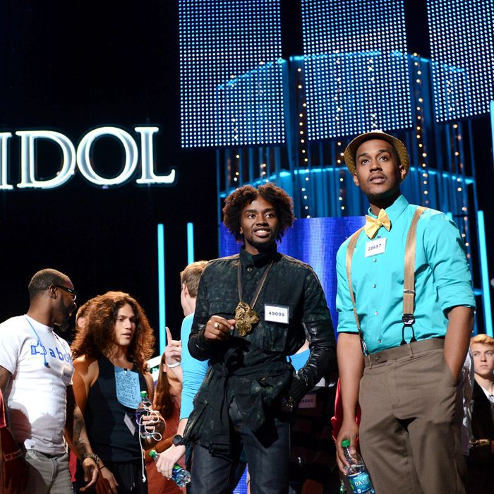 AMERICAN IDOL: Drama and desperation escalate behind the scenes as the pressure mounts during the intense