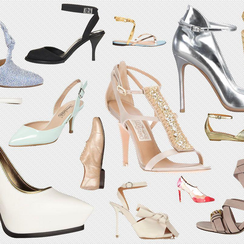 4598973bd0d 33 Wedding Shoes You'll Wear Again