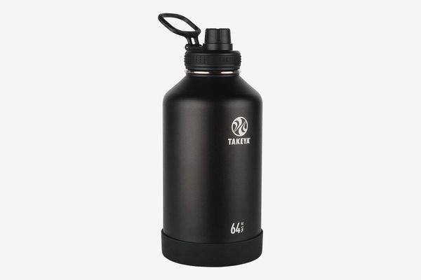 Takeya Actives 64oz Insulated Stainless Steel Water Bottle with Insulated Spout Lid