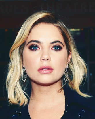 Ashley Benson Blames Romantic ...